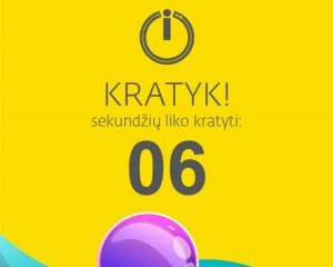 """DNB aplikacija """"Kratyk!"""""""