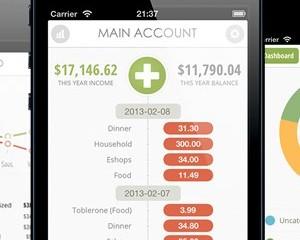 Tap To Track iOS aplikacija